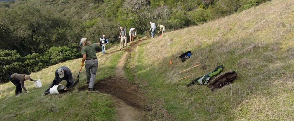 As Open Space champions we foster & maintain publicly accessible open spaces.