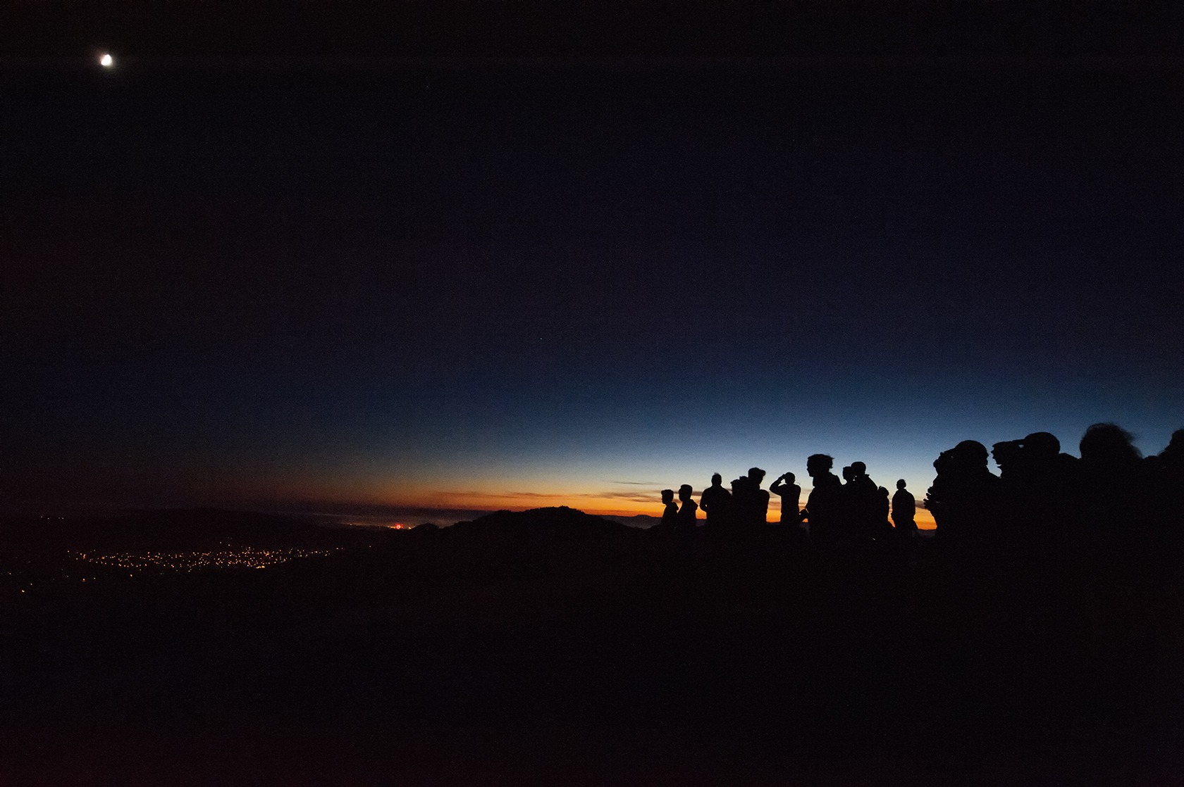 Fourth of July Fireworks Hike @ Sugarloaf Ridge State Park | Kenwood | California | United States