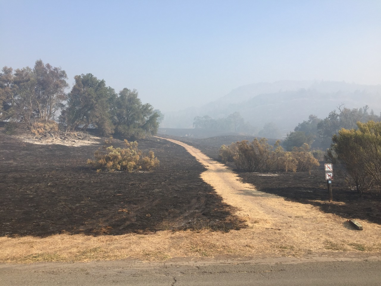 Post-Fire Tips for Sonoma Valley Residents