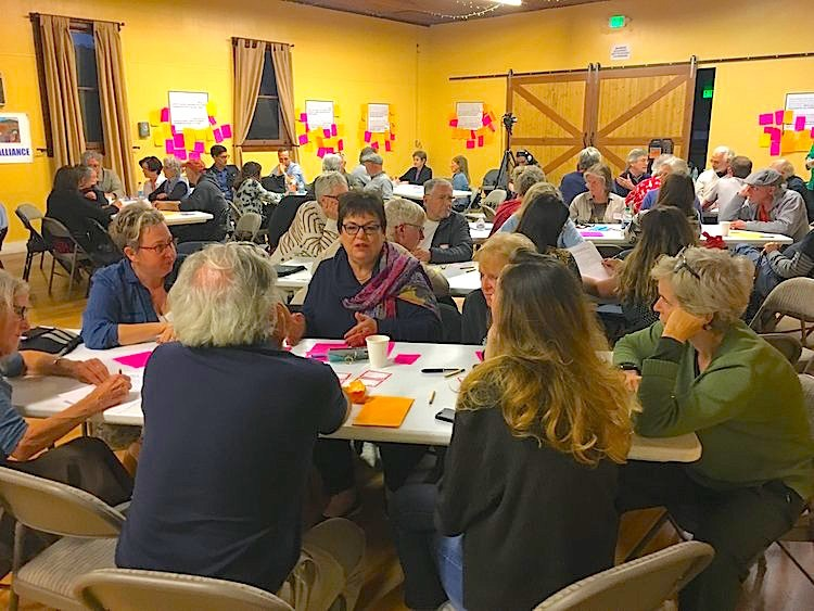 Sustainable Sonoma Adds New Listening Session