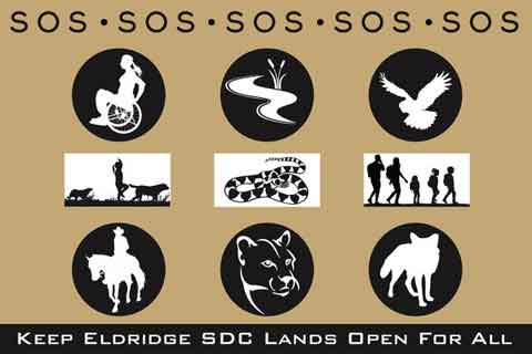 Eldridge for All SOS Campaign