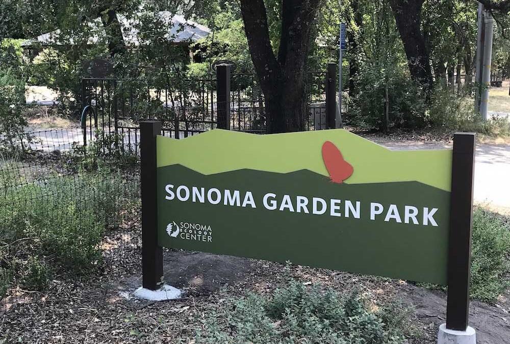 Sonoma Garden Park: Update on the Update