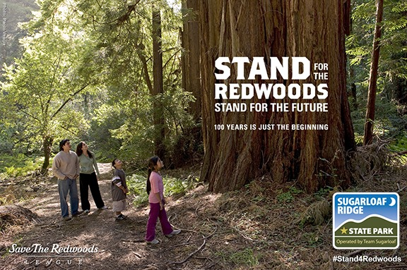 'Stand for the Redwoods' Hike @ Sugarloaf Ridge State Park