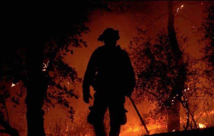 Film Screening, Art Performances and Fire Walks Mark Anniversary of Wildfires